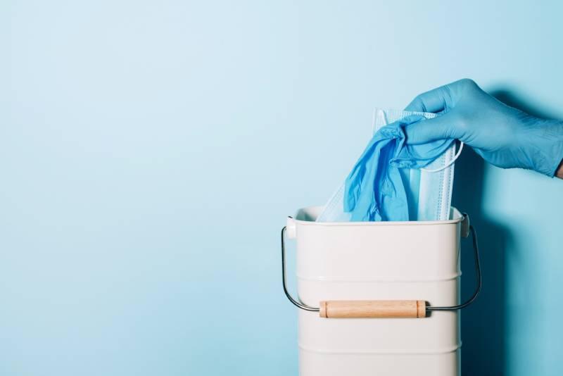 comment nettoyer sa poubelle de cuisine ?